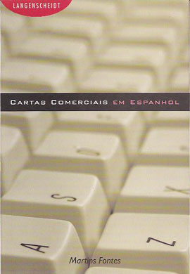 Cartas comerciais em espanhol